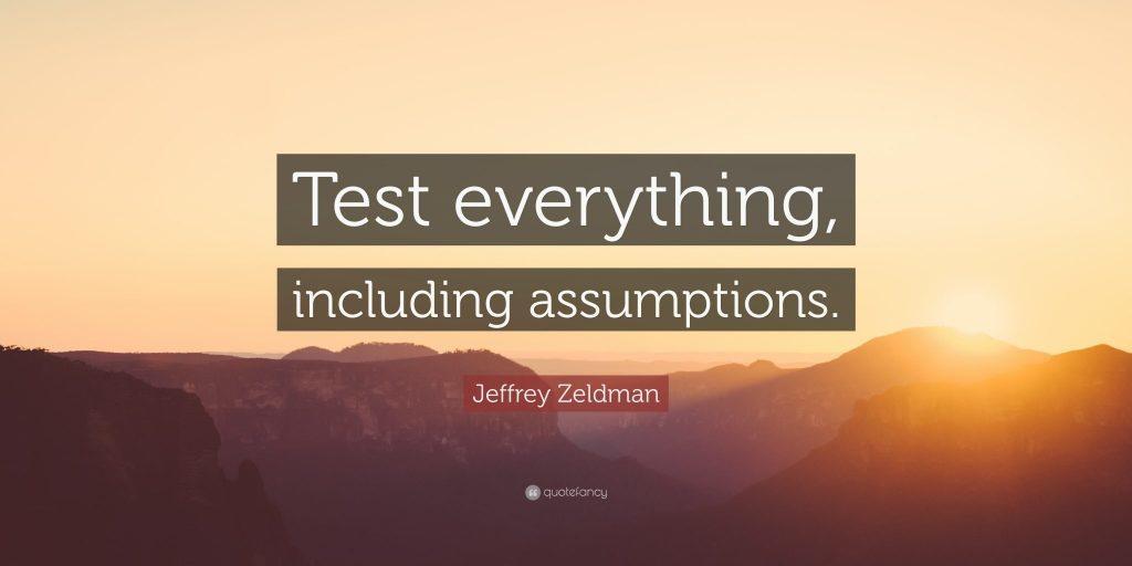usare i test per trovare clienti